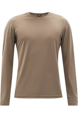 Reigning Champ Training Long-sleeve Deltapeak 90-jersey T-shirt - Mens