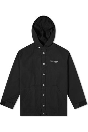 This Is Never That Men Jackets - L-Logo Hooded Jacket