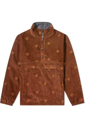 Bronze56k All Over Embroidered Anorak