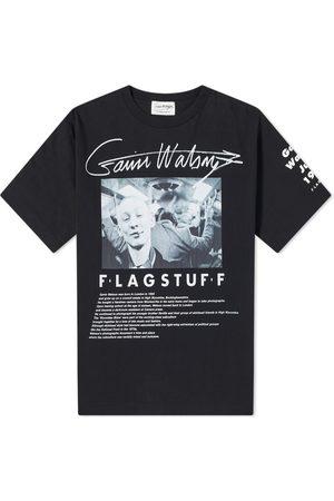 Flagstuff Men T-shirts - X Gavin Watson Underground Tee