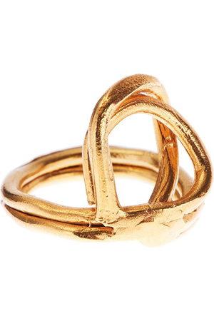 Alighieri Lia textured ring