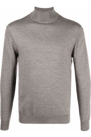 N.PEAL Knitted roll neck jumper