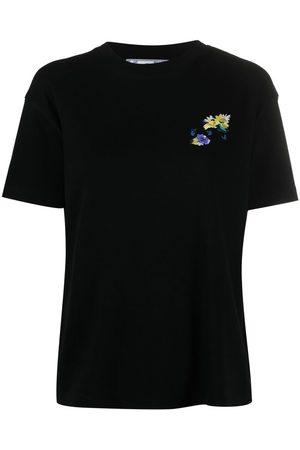 OFF-WHITE Check Arrows print T-shirt