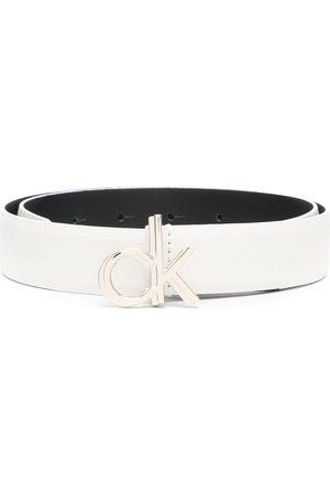 Calvin Klein Logo-buckle belt