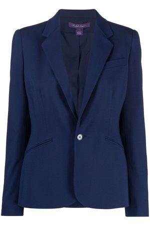 Ralph Lauren Single-breasted wool blazer