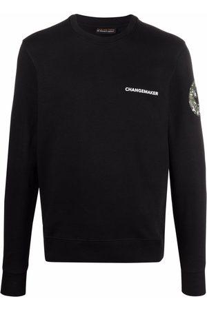 save the duck Logo-print sweatshirt