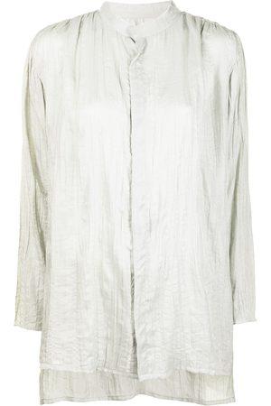Bambah Alice crinkled-effect shirt