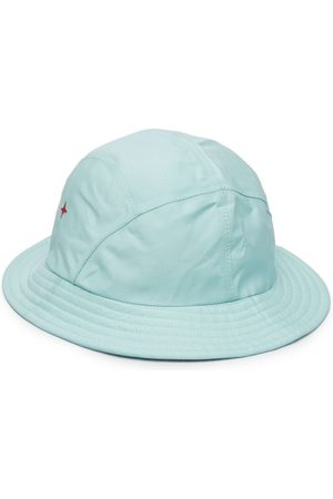 Stone Island Men Hats - Logo-print sun hat