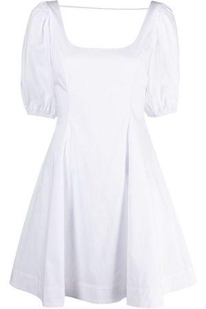 Staud Women Party Dresses - Laelia cotton mini skirt