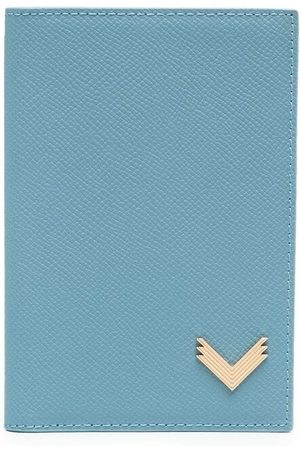 Manokhi Logo-plaque folding wallet