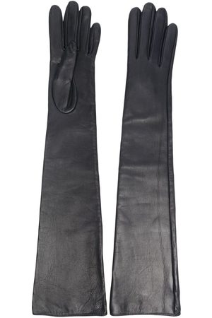 Manokhi Elbow-length leather gloves