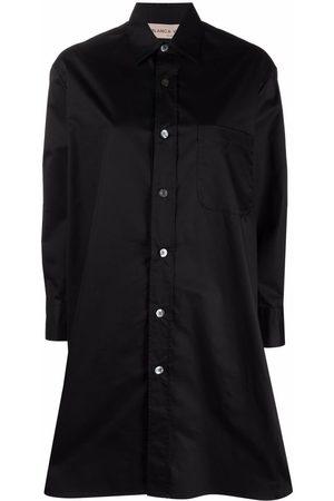 BLANCA Cotton shirt dress
