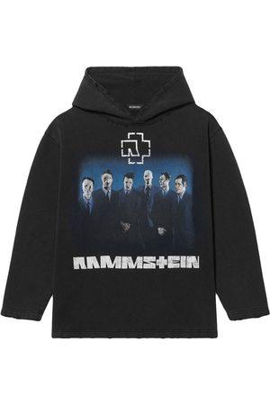 Balenciaga Rammstein long-sleeve hoodie