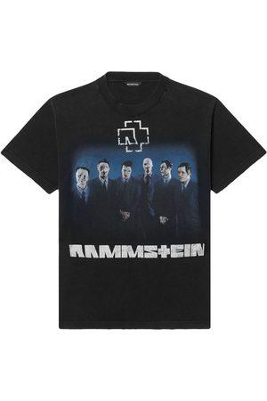 Balenciaga Rammstein short-sleeve T-shirt