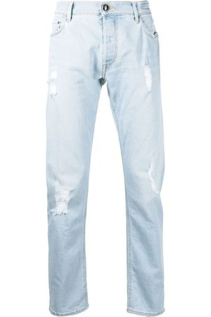 Hand Picked Adriae straight-leg jeans
