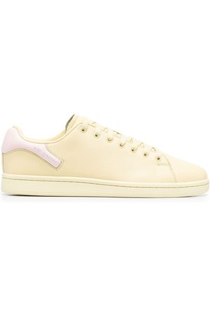 RAF SIMONS Orion leather trainers