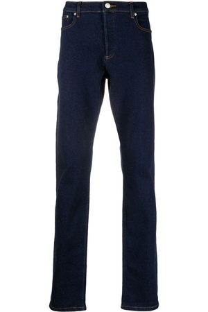 A.P.C. Straight-leg dark-wash jeans