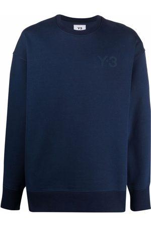 Y-3 Logo crew-neck sweatshirt