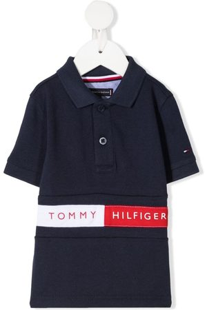 Tommy Hilfiger Logo-print polo shirt