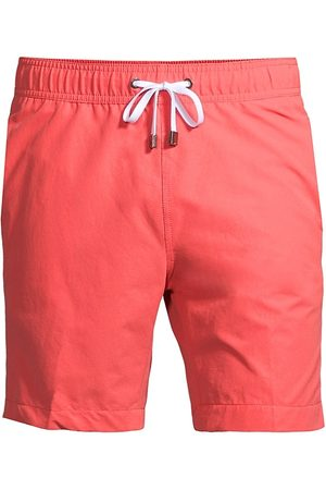 ONIA Men's Charles 7 Swim Trunks - Clay - Size Small