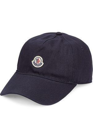 Moncler Women's Logo Baseball Cap - Navy