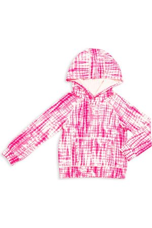 Egg New York Baby Girl's, Little Girls' & Girl's Larson Tie-Dye Hoodie - - Size 8