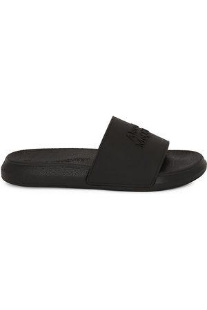 Alexander McQueen Women's Oversized Pool Slides - - Size 11.5 Sandals