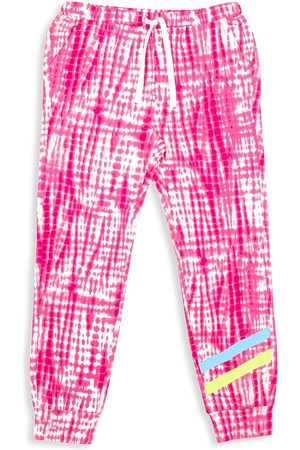 Egg New York Baby Girl's, Little Girl's & Girl's Chase Tie-Dye Sweatpants - - Size 7