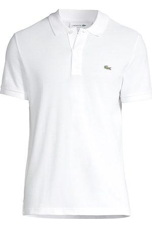 Lacoste Men's Ribbed Colalr Polo Shirt - - Size XXXL