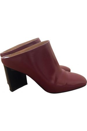 Maison Martin Margiela \N Leather Mules & Clogs for Women