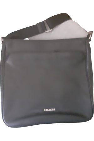Coach Men Bags - \N Leather Bag for Men