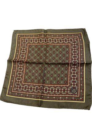 Dolce & Gabbana Men Pocket Squares - \N Silk Scarf & pocket squares for Men