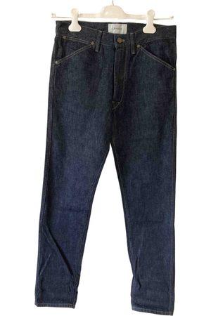 LEMAIRE Men Jeans - \N Cotton Jeans for Men