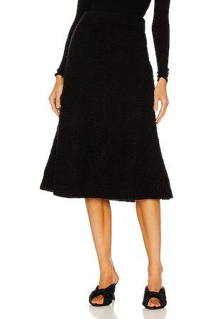 Balenciaga Midi Skirt in