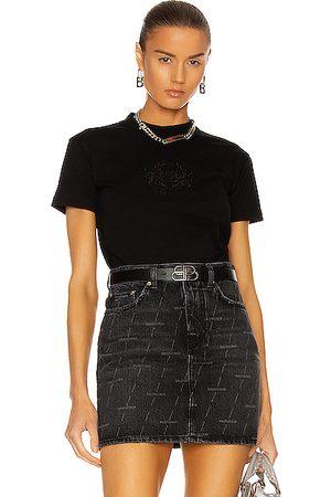 Balenciaga Women T-shirts - Small Fit T Shirt in