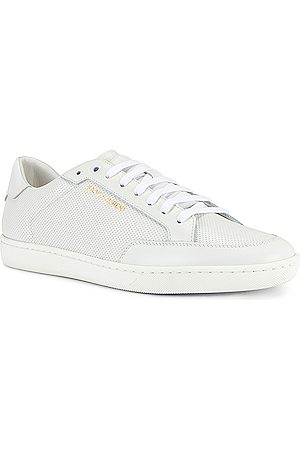 Saint Laurent Men Sneakers - SL/10 Low Top Sneaker in