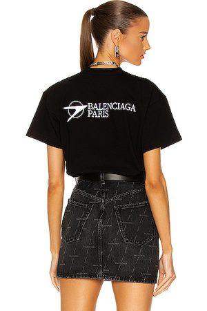 Balenciaga Women T-shirts - Medium T Shirt in