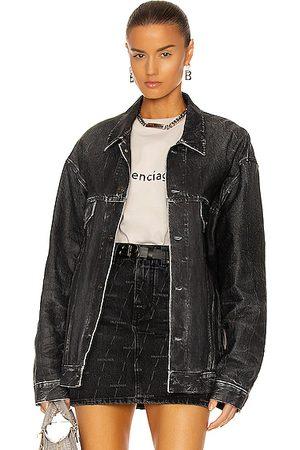 Balenciaga Women Blazers - Trompe L'oeil Jacket in