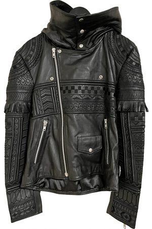 KTZ \N Leather Jacket for Men