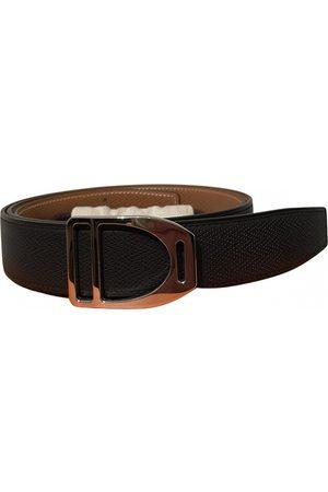 Hermès \N Leather Belt for Men