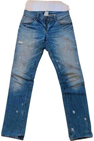 Dolce & Gabbana VINTAGE \N Cotton Jeans for Men