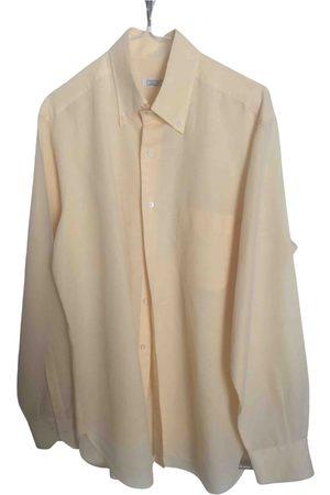 ZILLI \N Linen Shirts for Men