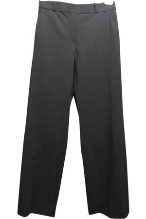 Cartier \N Wool Trousers for Women
