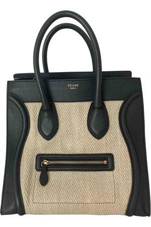 Céline Women Purses - Luggage Leather Handbag for Women