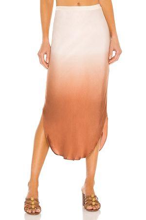 Mes Demoiselles Simone Skirt in Nude.
