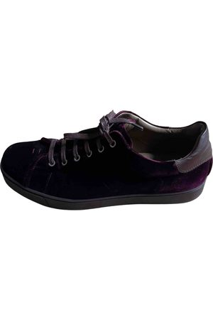 Gianvito Rossi \N Suede Trainers for Men