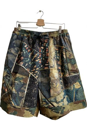 DRIES VAN NOTEN Men Shorts - \N Cotton Shorts for Men