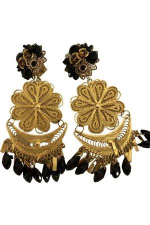 Mercedes Salazar \N plated Earrings for Women
