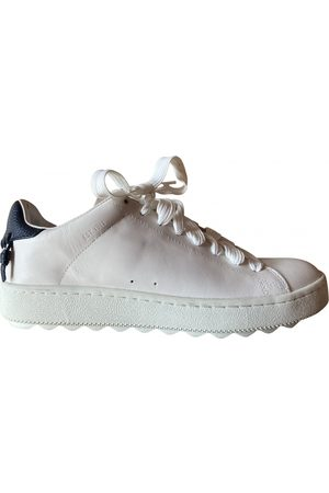 Coach \N Leather Trainers for Men