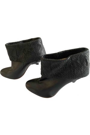 Elizabeth and James \N Leather Ankle boots for Women